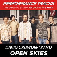 David Crowder*Band - Open Skies (Performance Tracks) - EP
