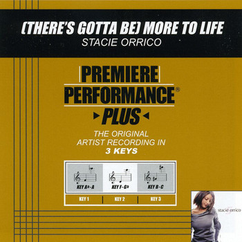 Stacie Orrico - Premiere Performance Plus: (There's Gotta Be) More To Life