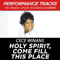 Cece Winans - Holy Spirit, Come Fill This Place (Performance Tracks) - EP