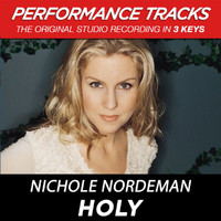 Nichole Nordeman - Holy (Performance Tracks) - EP
