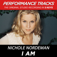 Nichole Nordeman - I Am (Performance Tracks) - EP