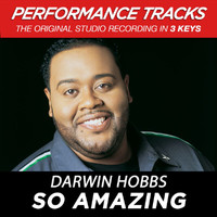 Darwin Hobbs - So Amazing (Performance Tracks) - EP
