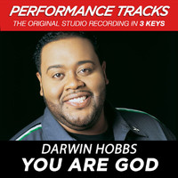 Darwin Hobbs - You Are God (Performance Tracks) - EP