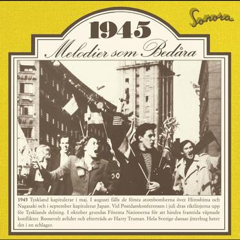 Various Artists - Melodier som bedåra 1945
