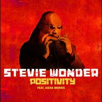 Stevie Wonder - Positivity (Int'l 2 Track Single)