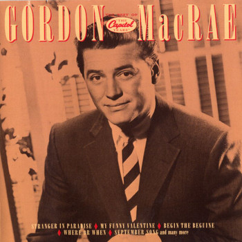 Gordon MacRae - The Capitol Years (Best Of)