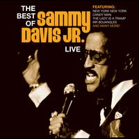 Sammy Davis Jnr - THE BEST OF SAMMY DAVIS JNR - LIVE