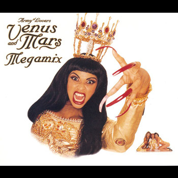Army Of Lovers - Venus And Mars / Mega Mix