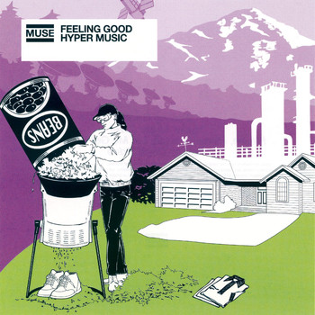 Muse - Feeling Good / Hyper Music