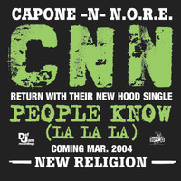Capone-N-Noreaga - People Know (La La La)