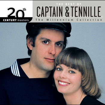 Captain & Tennille - The Best Of / 20th Century Masters The Millennium Collection