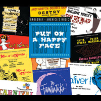 Various Artists - Put On A Happy Face: Broadway 1959-1967