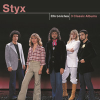 Styx - Chronicles (3 CD Econopak)