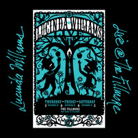 Lucinda Williams - Live @ The Fillmore Exclusive EP