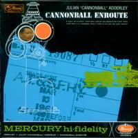 Cannonball Adderley - Cannonball Enroute