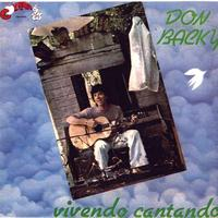 Don Backy - Vivendo Cantando