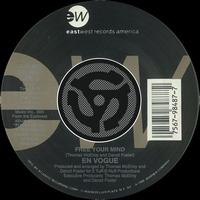 En Vogue - Free Your Mind / Just Can't Stay Away [Digital 45]