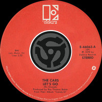The Cars - Let's Go / That's It