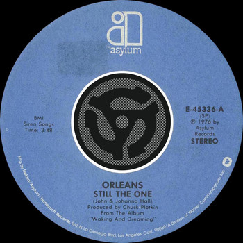 Orleans - Still The One / Siam Sam [Digital 45]