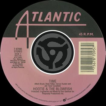 Hootie & The Blowfish - Time / Only Wanna Be with You