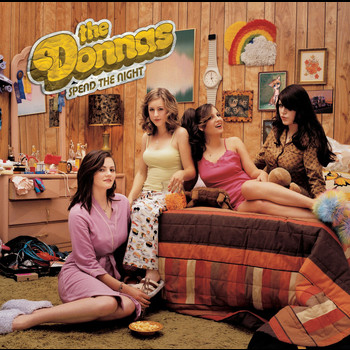 The Donnas - Spend The Night (U.S. Version)