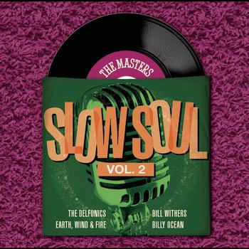 Various Artists - The Masters Series: Slow Soul Vol.2