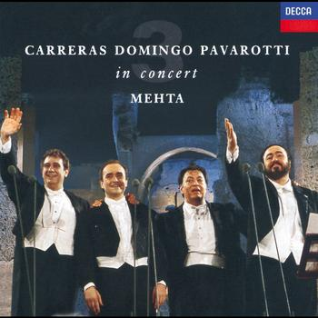 José Carreras - The Three Tenors - In Concert - Rome 1990
