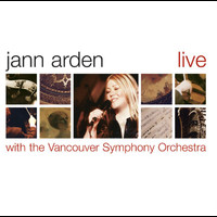 Jann Arden - Jann Arden - Live with the VSO