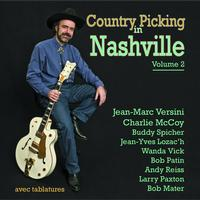 Jean-Marc Versini - Country Picking In Nashville, Vol. 2