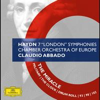 "Claudio Abbado / Chamber Orchestra of Europe - Haydn: 7 ""London"" Symphonies"