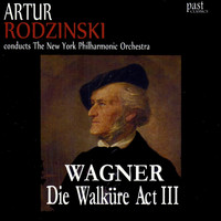 The New York Philharmonic Orchestra - Wagner: Die Walküre Act III (Complete)