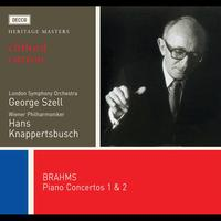Sir Clifford Curzon - Brahms: The Piano Concertos (2 CDs)