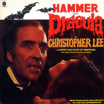 Christopher Lee - Hammer Presents Dracula With Christopher Lee/Four Faces Of Evil