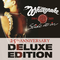 Whitesnake - Slide It In - 25th Anniversary Deluxe Edition