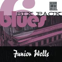 Junior Wells - Blues Six Pack