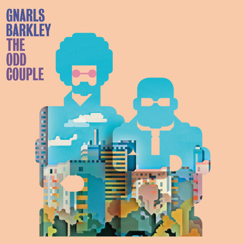 Gnarls Barkley - The Odd Couple (International DMD A [Explicit])