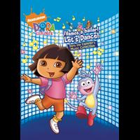 Dora The Explorer - !Vamos a bailar! Let's Dance! The Dora the Explorer Music Collection