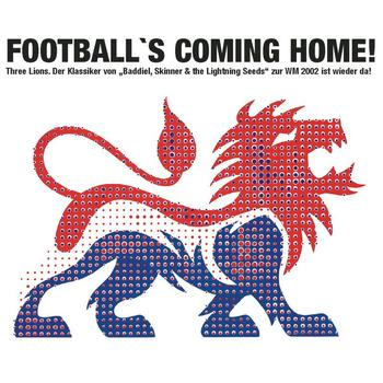 Baddiel, Skinner & Lightning Seeds - Three Lions '98