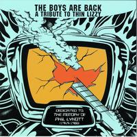 Various Artists - The Boys Are Back - A Tribute to Thin Lizzy