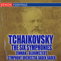 Various Artists - Tchaikovsky: The 6 Symphonies