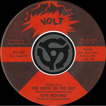Otis Redding - (Sittin' On) the Dock of the Bay / Sweet Lorene