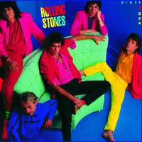 The Rolling Stones - Dirty Work (Remastered 2009)