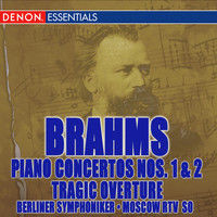 Various Artists - Brahms: Piano Concertos Nos. 1 & 2 & Tragic Overture