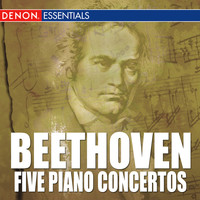 Various Artists - Beethoven: Piano Concertos Nos. 1 - 5