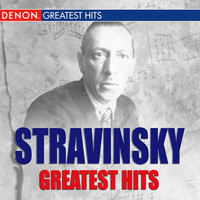 Various Artists - Stravinsky Greatest Hits