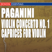 Various Artists - Paganini: Caprices for Violin & Violin Concerto No. 1