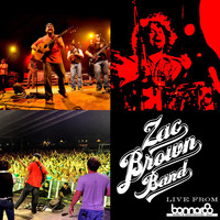 Zac Brown Band - Live From Bonnaroo