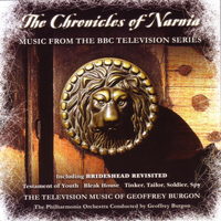 Geoffrey Burgon - The Chronicles of Narnia
