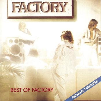 Factory - Best Of Factory