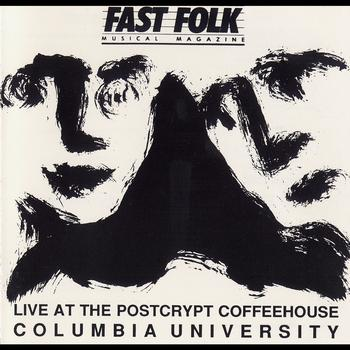Various Artists - Fast Folk Musical Magazine (Vol. 5, No. 9) Live at the Postcrypt - Columbia University